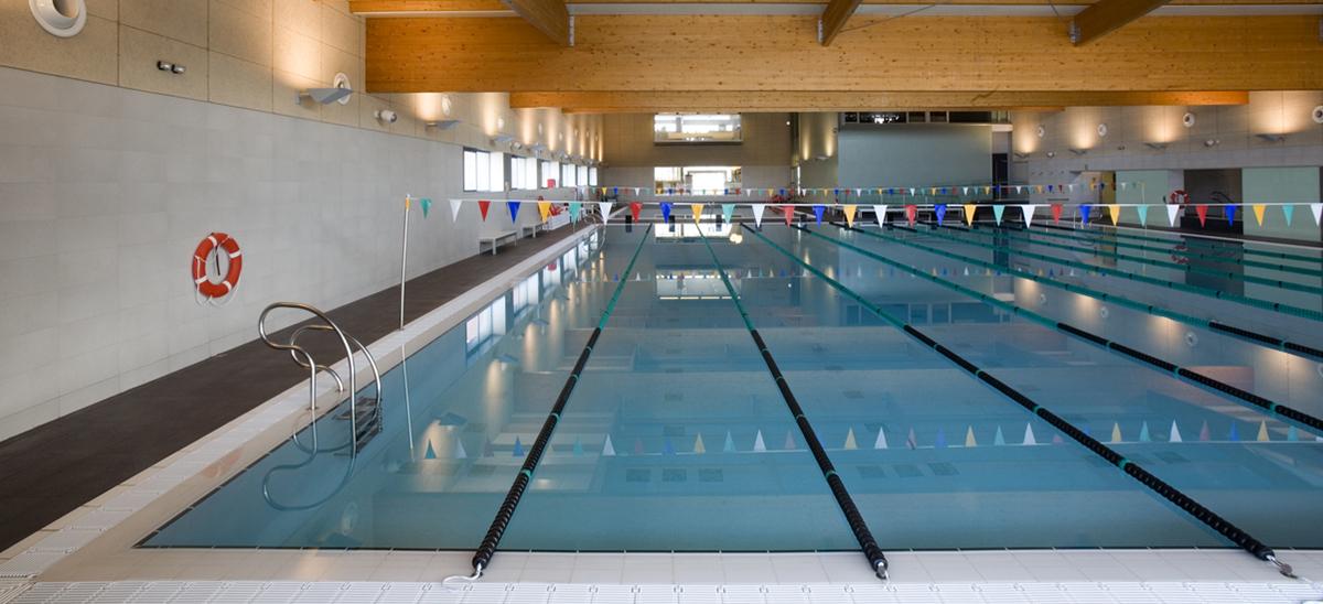 Tasques de millora a les piscines i spa