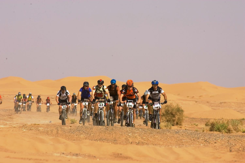 Uneix-te a l'equip ekke Titan Desert 2019