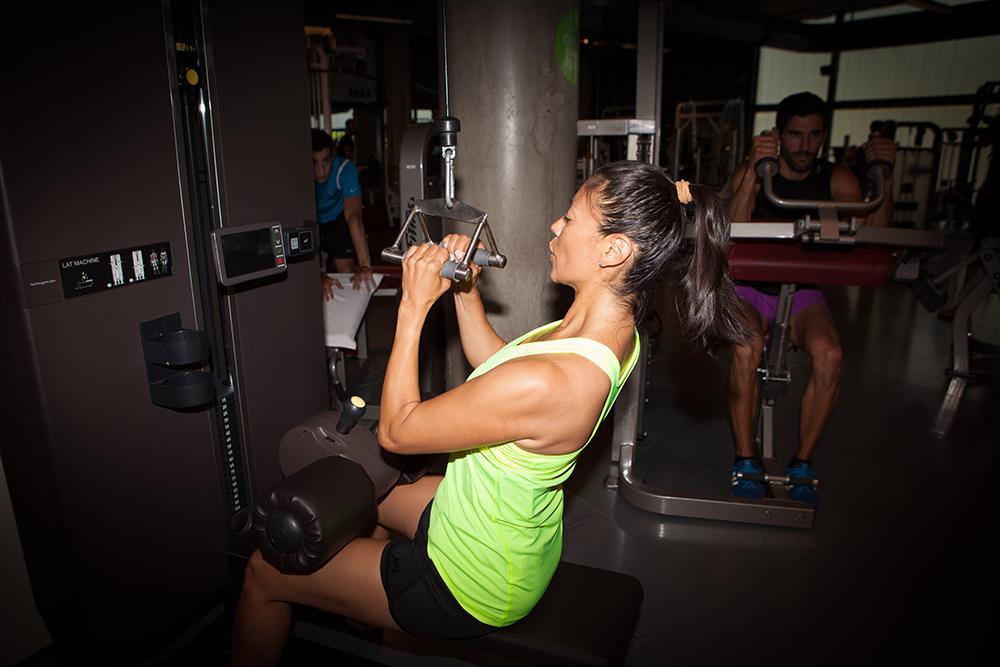 La importància de muscular per a les dones
