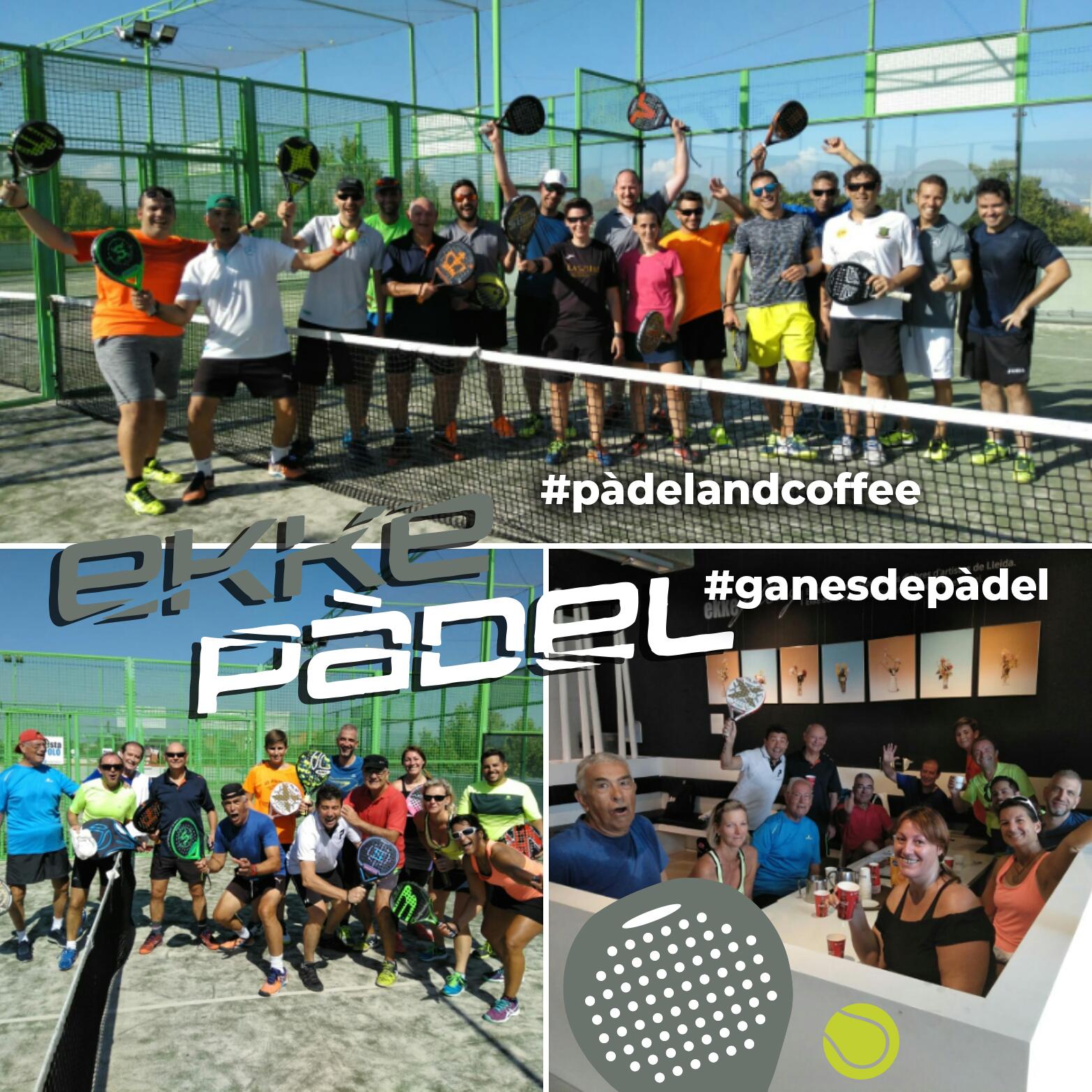 Pàdel & Coffee