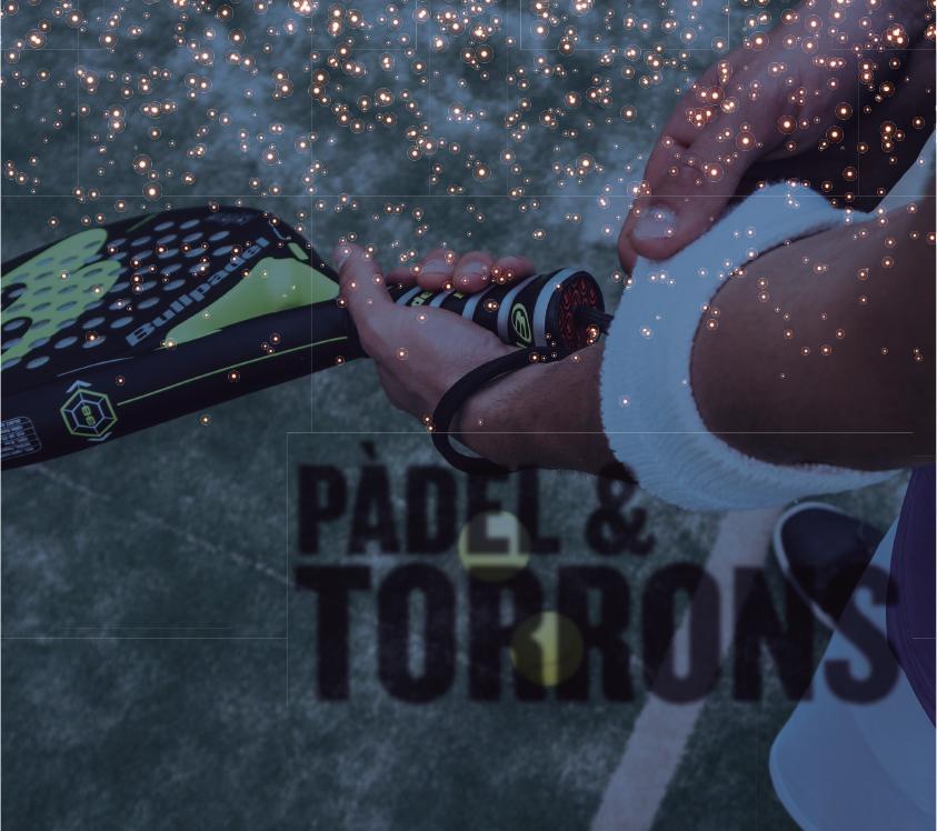 Padel & Turrones