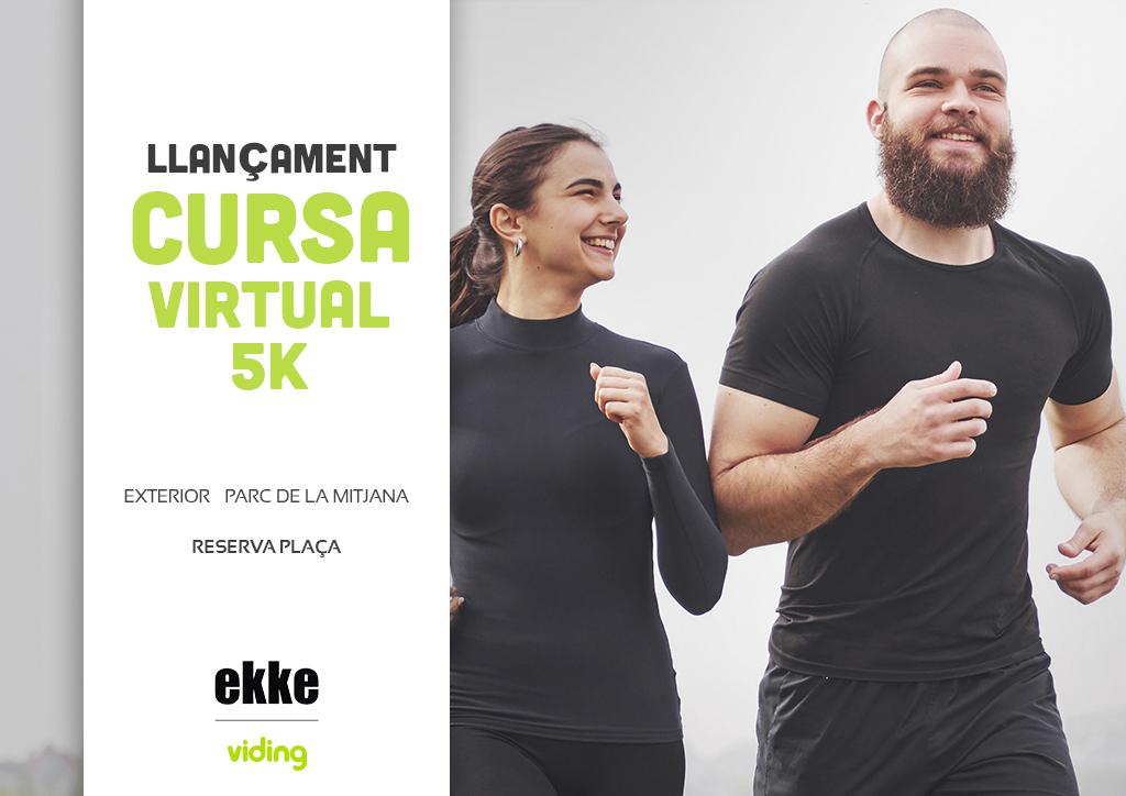 Cursa Virtual 5k