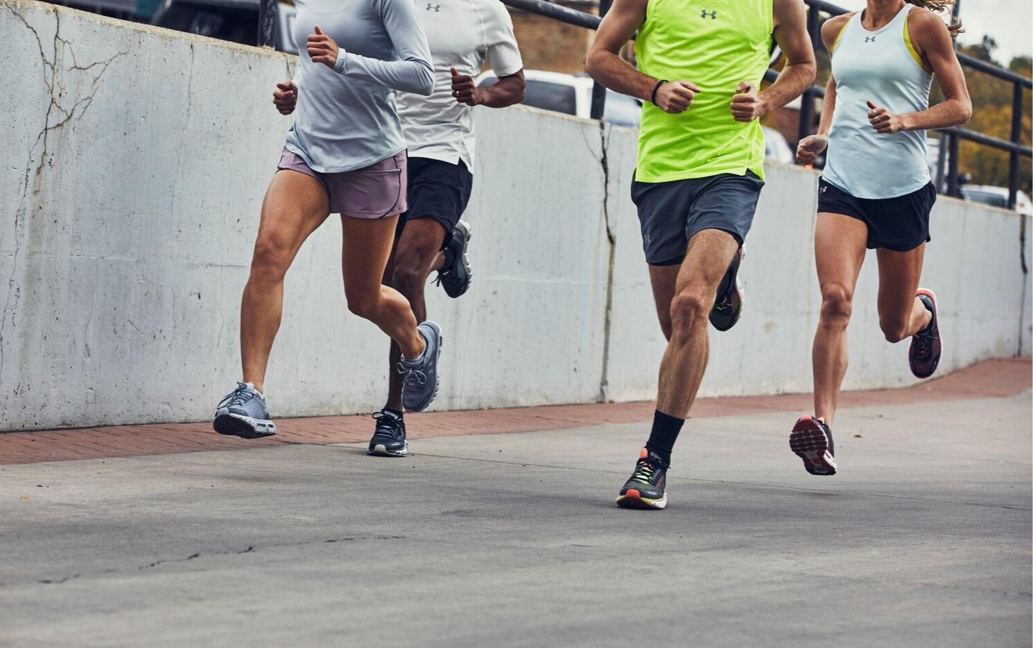 SMALL GROUP TRAINING: RUNNER